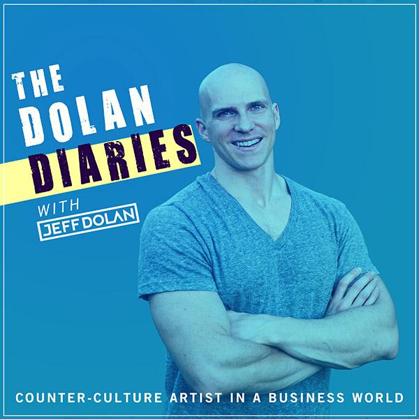 The Dolan Diaries podcast with Jeff Dolan